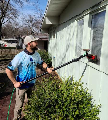 Why You Need Professional Exterior Window Washing for Your Home