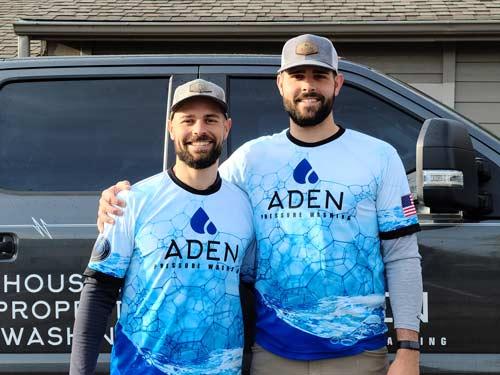 Elijah and Brodie Aden